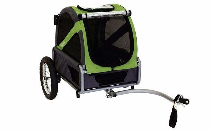 DoggyRide mini bike trailer uk