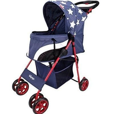 Ibiyaya Pop Art Pet Stroller UK