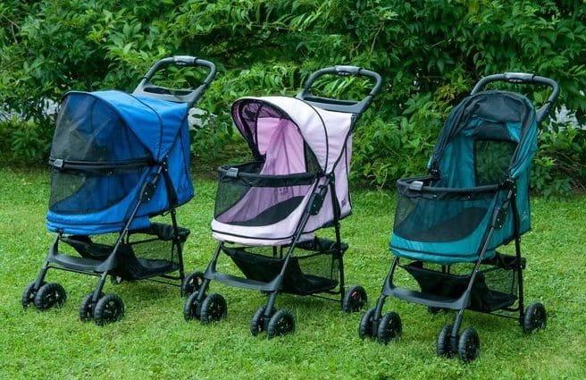 pet gear happy trails no-zip stroller uk